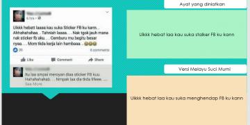 Membetulkan 100 Mesej Bahasa Wechat!