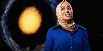 Saintis Muslimah Ini Temui Galaksi Baru yang Kemudian Dinamakan dengan Nama Beliau