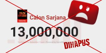Plagiat Content, Saluran Indonesia dengan 12 Juta Subscribers Dipadam Youtube
