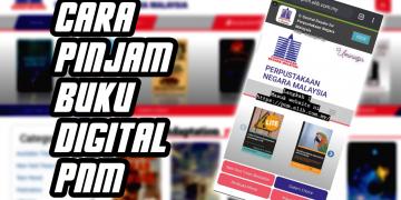 Ini Cara Pinjam 13.2 Juta Bahan Bacaan Digital Percuma yang Ditawar Perpustakaan Negara.